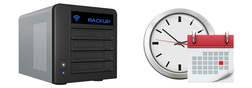 Weekly Data Backups
